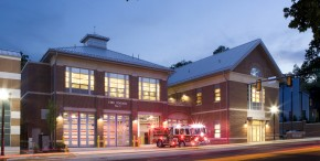Arlington Fire Station No. 3