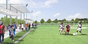 Long Bridge Park Master Plan