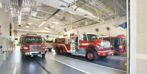 Moorefield Public Safety Center