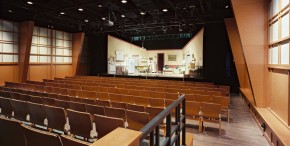 The Sheila Johnson Performing Arts Theater