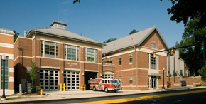 Fire Apparatus Magazine: Arlington County (VA) Fire Station No. 3