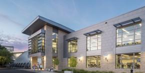 The University of New Hampshire Hamel Recreation Center